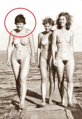 Angela Merkel ?
