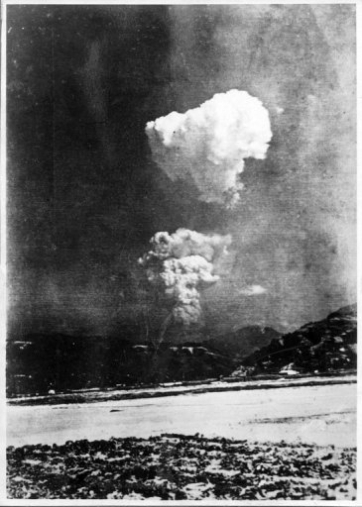Hiroshima - 30 de minute dupa explozie
