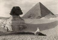Sfinxul (Egipt) 1921