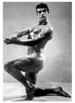 Sir Sean Connery placed 3rd in the Mr. Universe competition of 1950