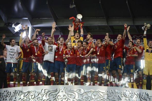 2012 - Spania
