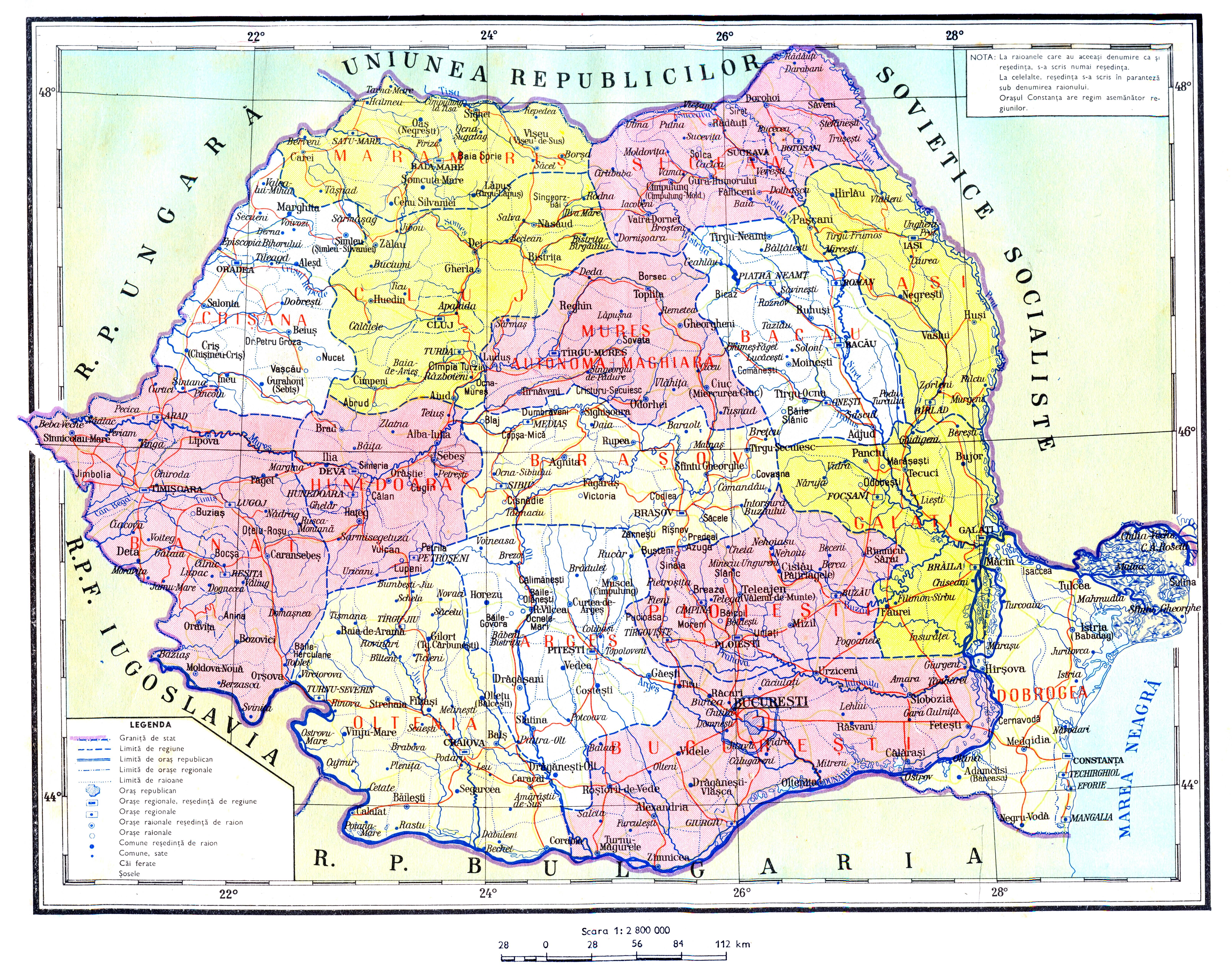Hărţi Ale Romaniei Enciclopedie Deschisă