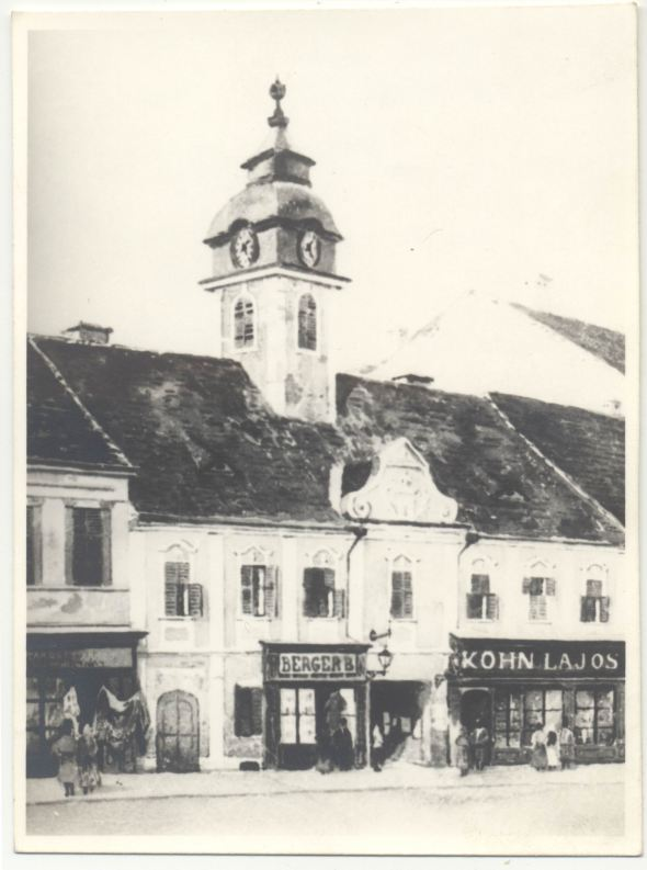 Primaria Aradului (demolata)