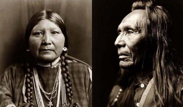 Indieni din tribul Nez Perce