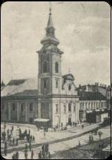 Vechea biserica Minorita (catolica)