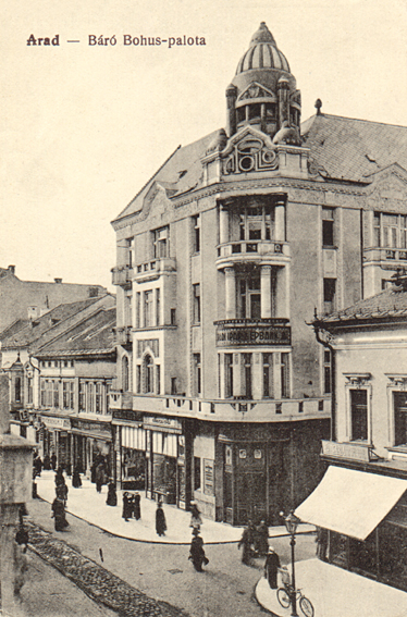 """Palatul """"Bohus"""" - 1913"""