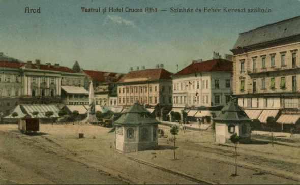 "Teatrul si Hotel ""Crucea Alba"""