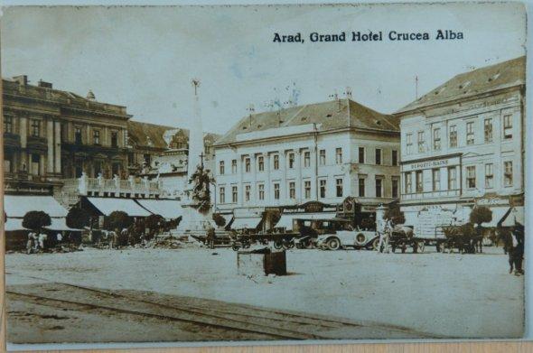 "Hotel ""Crucea Alba"""