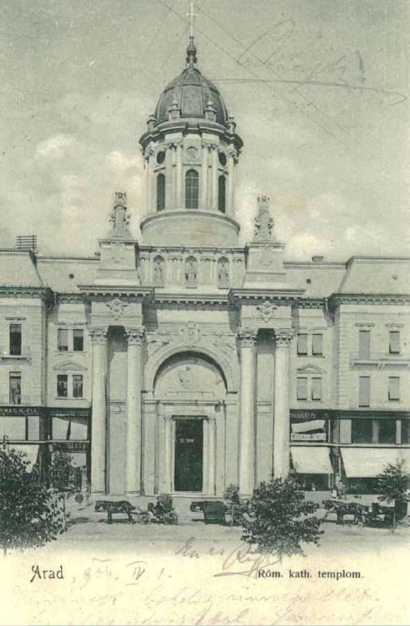 Catedrala catolica (Minorita) - 1904