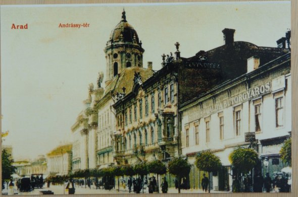 Catedrala catolica (Minorita) - 1906