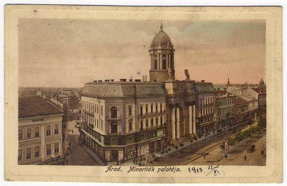 Palatul Minoritilor - 1913