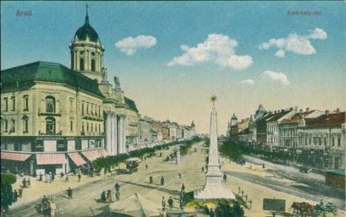 Catedrala catolica (Minorita) - 1920