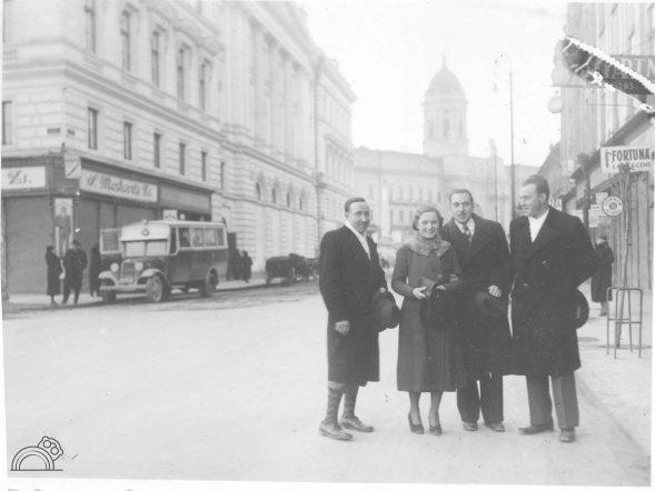 Catedrala catolica (Minorita) - 1937