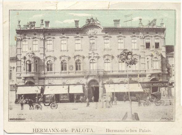 "Palatul ""Herman - 1880"
