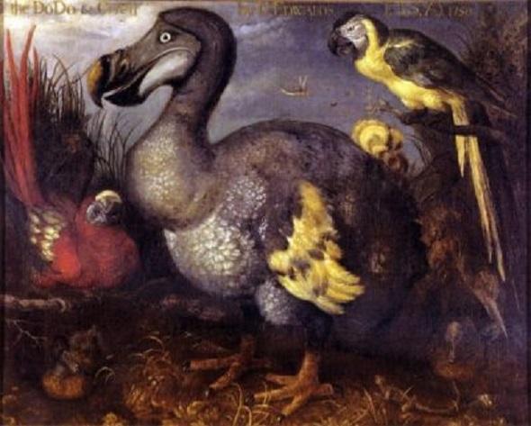 Pasărea Dodo