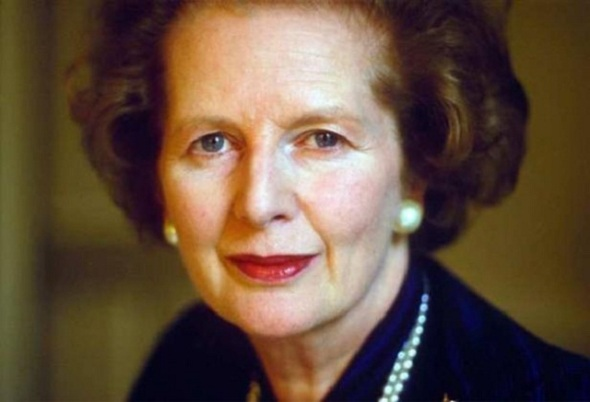 Margaret Thatcher (13.11.1925 - 08.04.2013)