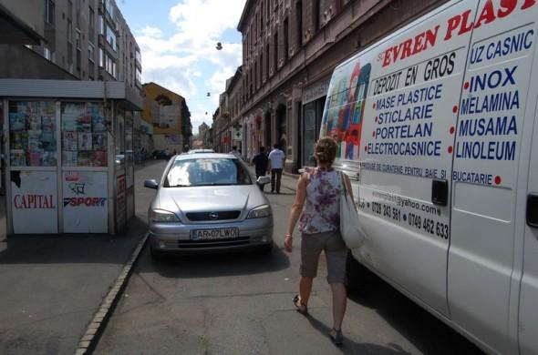 Strada Mețianu (20.06.2010)