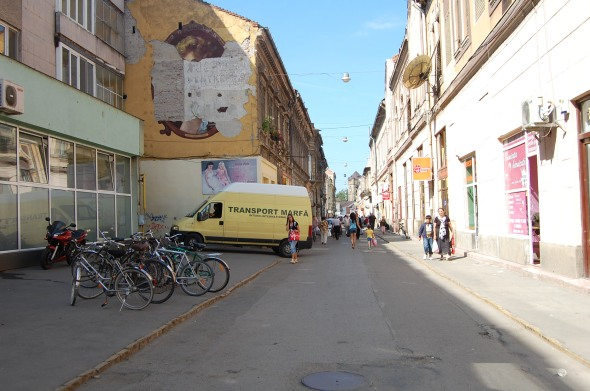 Strada Mețianu (11.08.2010)