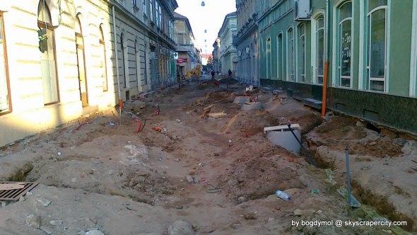 Strada Mețianu (05.11.2011)