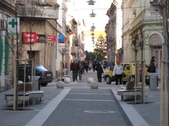 Strada Mețianu