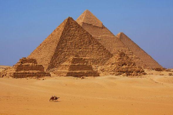 Piramidele din Gizeh