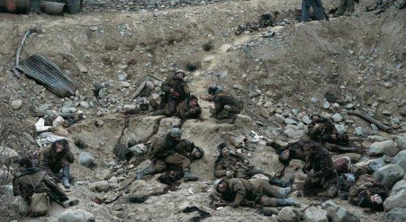 Dead Troops Talk a lui Jeff Wall (1992) s-a vândut în timpul unei licitaţii pentru 3,7 milioane de dolari