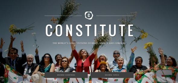 constitute project