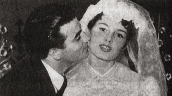 Pierre Brice și Brigitte Bardot
