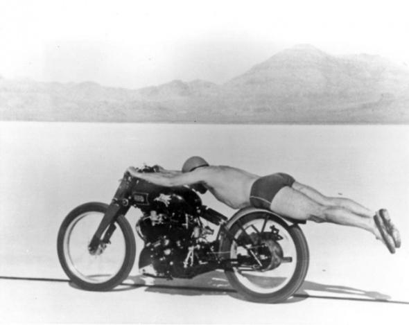 Stabilirea unui nou record mondial de viteză, 1948